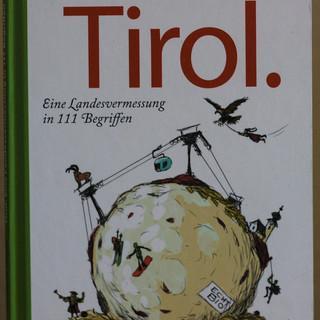 """""""Tirol - Eine Landvermessung""""-Buchcover, Foto: Simon Keller"""