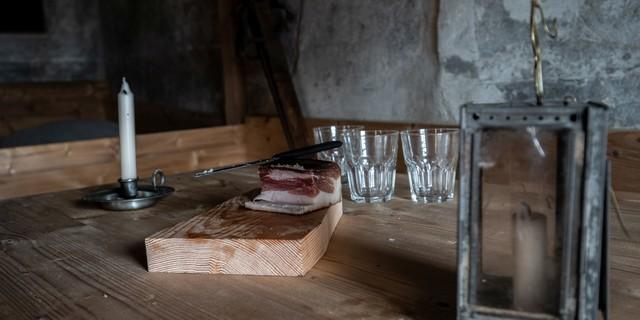 Hüttenkultur, Foto: Fabian Dalpiaz