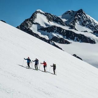Aufstieg zur Hochvernagtspitze, Foto: Heinz Zak
