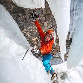 Extrembergsteige und Eiskletterer Robert Jasper berichtet live. Foto: Frank Kretschmann