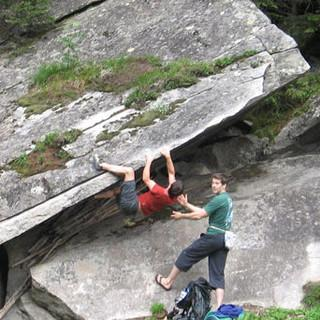 Bouldern Zillertal