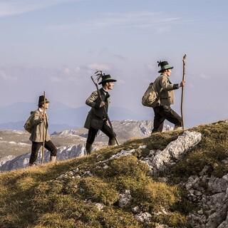 Auf den Spuren von Erzherzog Johann, der das Hochschwabmassiv bereits 1803 bestieg. Foto: ServusTV/Pre TV