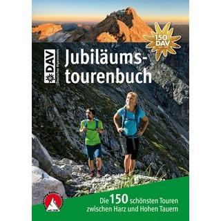 Rezi Jubilaeums-Tourenbuch