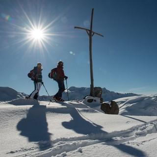 Natürlich auf Tour: Skitour Allgäu Gipfel. Foto: DAV / Terragraphy.de