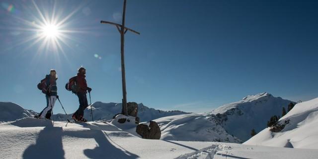 Skitour im Allgäu. Foto: Daniel Hug