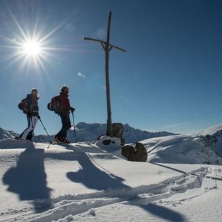 Skitour Allgäu Gipfel D.Hug-Terragraphy