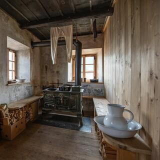 Alte Prager Hütte, Foto: DAV/Fabian Dalpiaz