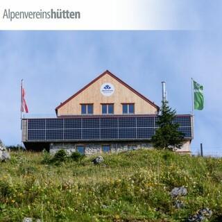 Das Annaberger Haus, Foto: ÖAV-Freudenthaler