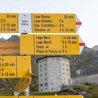 Aus der Zivilisation bei Robei führen jede Menge Optionen rundum in die Wildnis. Foto: Folkert Lenz