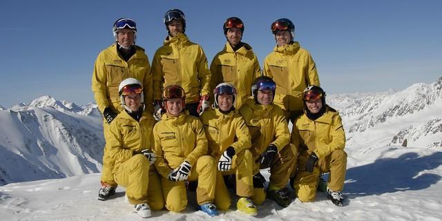 Lehrteam Skilauf 2015