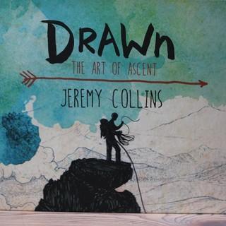 Drawn-Buchcover, Foto: Simon Keller