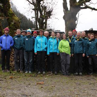 Lehrteam Naturschutz 2015