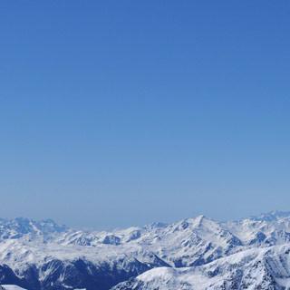 Skitour-Fluchtkogel-Abfahrt