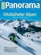 DAV Panorama 1/2016 Kitzbüheler Alpen