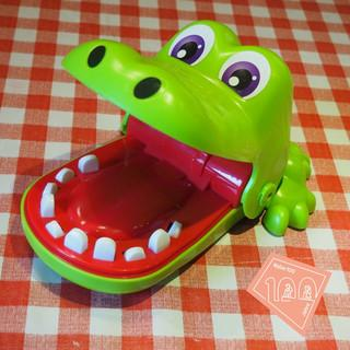 Das Krokodil der Landesjugendleitung Hessen, Foto: privat
