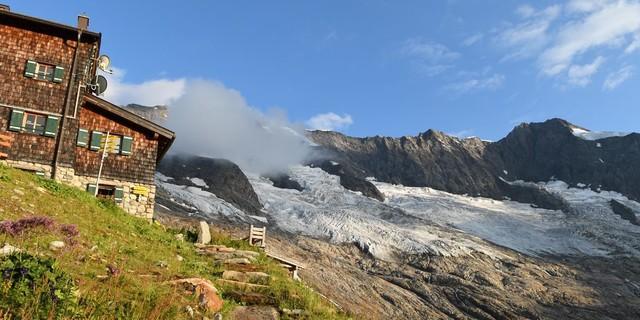1891 erbaut, war die Warnsdorfer Hütte die erste Alpenvereinshütte in der Region Krimmler Ache/Wilden Gerlos. Foto: Stefan Herbke