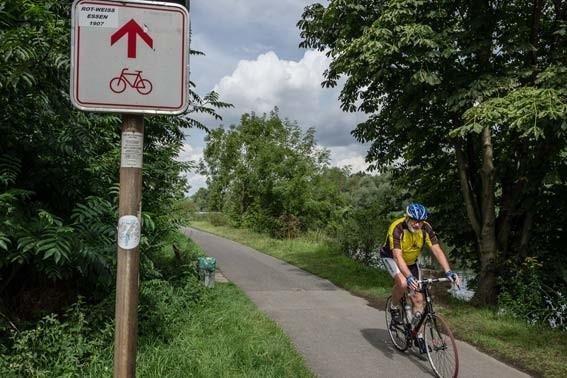 Ruhrgebiet-Ruhrtal-Radweg