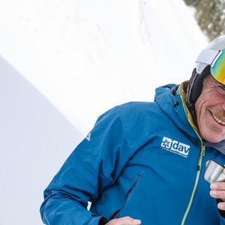 Der Bergführer Tom Listle&nbsp&#x3B;© DAV/Marco Kost