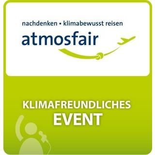 Logo atmosfair-klimafr Event DE 300dpi 1257x1312 Pixel
