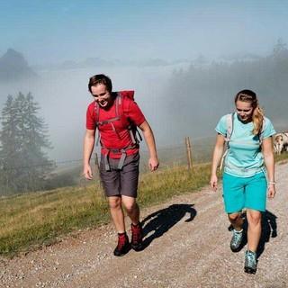Wer will nicht am Berg gut aussehen - aber geht das auch nachhaltig? Foto: DAV/Hans Herbig