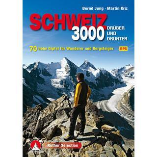 Fuehrer-Schweiz-3000-drueber-und-drunter-Cover
