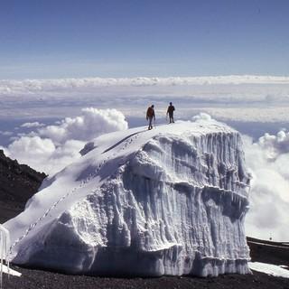 Jürgen Winkler: Kilimanjaro 1976