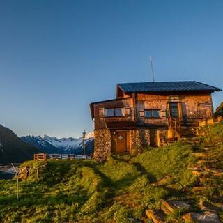Gamshütte; Foto: DAV/Thomas Rychly