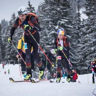 Toni Lautenbacher und Toni Palzer: Die beiden vom Skimo Team Germany freuen sich auf den Weltcup dahoam
