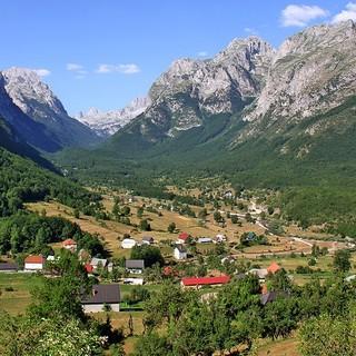 Montenegro Landschaft