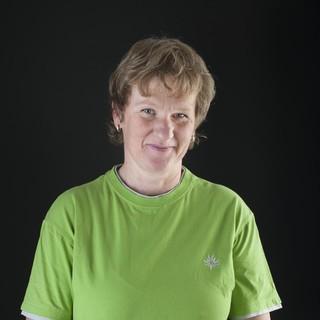 Helga Kolodziejczyk; Foto: Bernhard Schmid