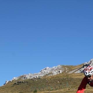 Val di Fiemme-1©Traian Grigorian - Wurzeltrail am Passo Feudo vor Latemar.     Foto: Traian Grigorian