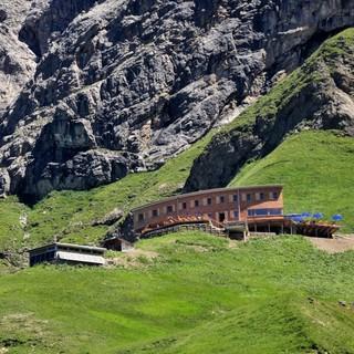 Aussichtskanzel Waltenberger-Haus, Foto: Sektion Allgäu-Immenstadt