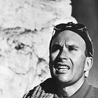 Lionel Terray; Foto: DAV/Archiv