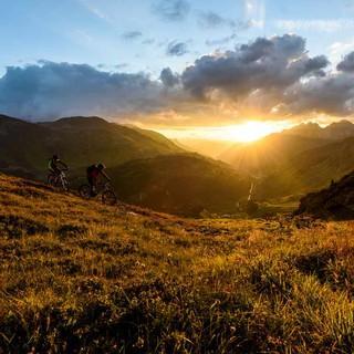 """""""Früh raus"""" hieß es in diesem Sommer für Bergsportler, Foto: Wolfgang Ehn"""