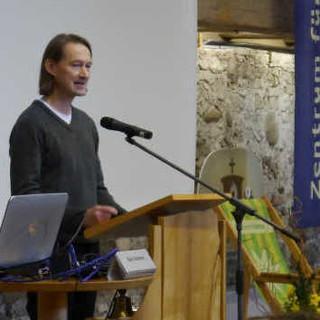 Axel Klemmer spricht über Wege im Wandel (Foto: DAV)