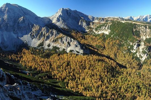 Das Naturschutz- und Karstgebiet Warscheneck in Öberösterreich ist erneut im Visier der Seilbahner (Quelle: www.warscheneck.at)