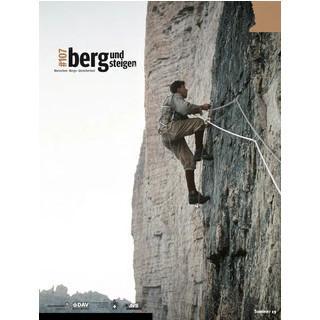Cover: #bergundsteigen