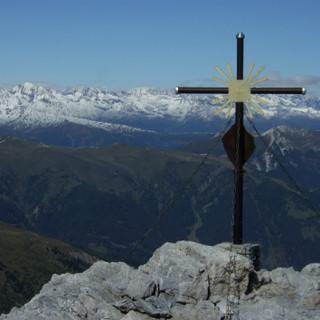 Auf der Via Alpina am Alpenhauptkamm