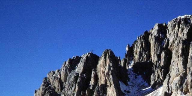 Monte Cavallino, Foto: JDAV Knotenpunkt