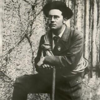 Abbildung von Josef Enzensperger (ca. 1890-1903), Foto: DAV Archiv