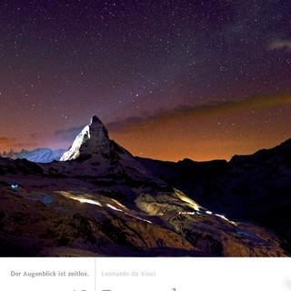 "DAV-Kalender ""Welt der Berge"" 2017 - Dezember"