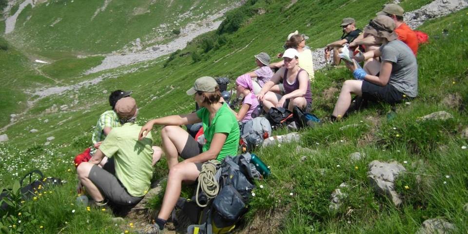 Bergtour, Foto: Jubi/ Bernhard Streicher