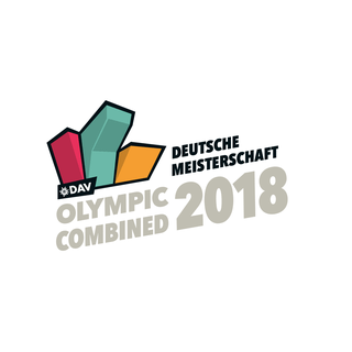 DM Olymbic Combined 2018 Logo