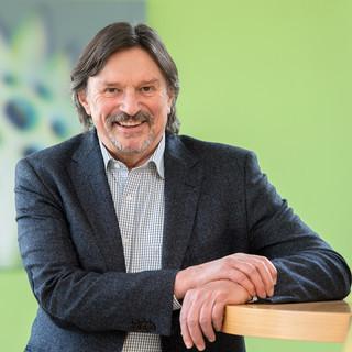 DAV-Vizepräsident Rudi Erlacher, Foto: DAV/Tobias Hase