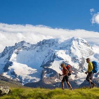 Der Matterhorntrek verbindet vier Hütten im Gebirgskessel von Zermatt. Foto: Iris Kürschner/powerpress