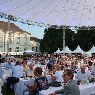 Bürgerfest im Schlossgarten   Foto: DAV