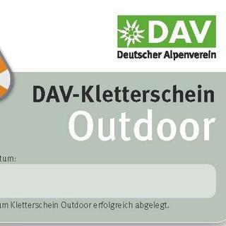 Kletterschein Outdoor 02