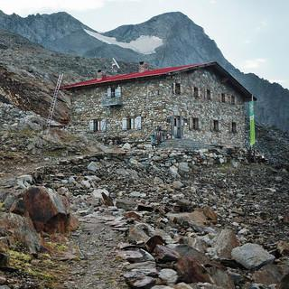 Rieserdernerhütte Photocredit: AVS