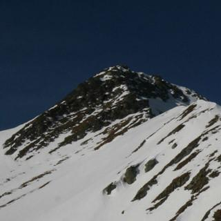 Der Pazolastock am Oberalppass ist gerade so machbar (Foto: Pröttel)