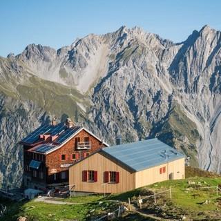 Die Kaltenberghütte, Fotocredit: J. Gassner